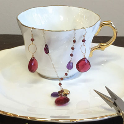 handcrafted jewelry at Enchantments