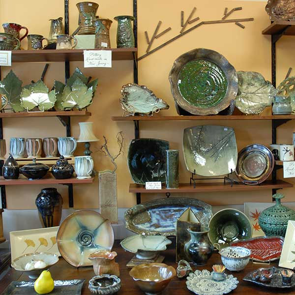 Pottery at Encantments in Fanwood NJ
